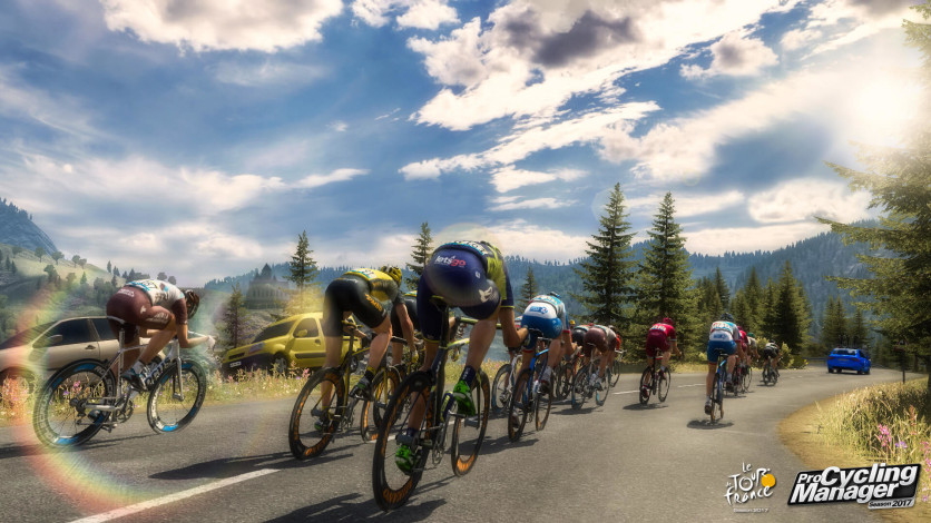 Screenshot 11 - Pro Cycling Manager 2017