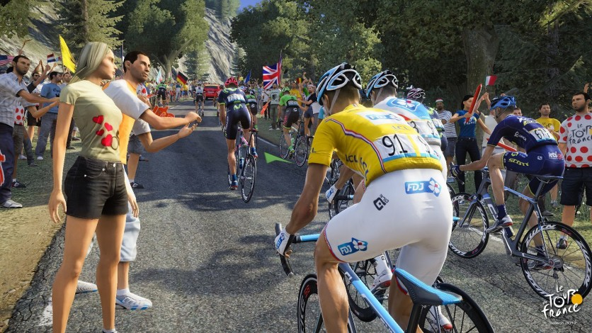 Screenshot 4 - Pro Cycling Manager 2017