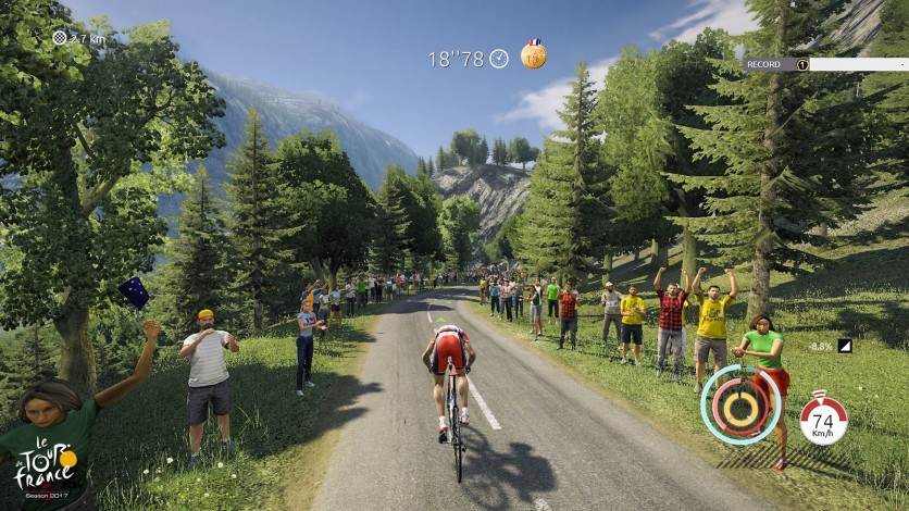 Screenshot 3 - Pro Cycling Manager 2017