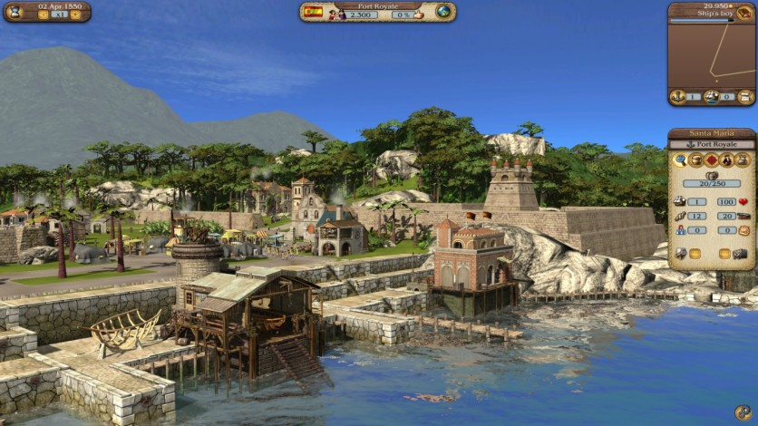 Screenshot 9 - Port Royale 3 Gold and Patrician IV Gold - Double Pack