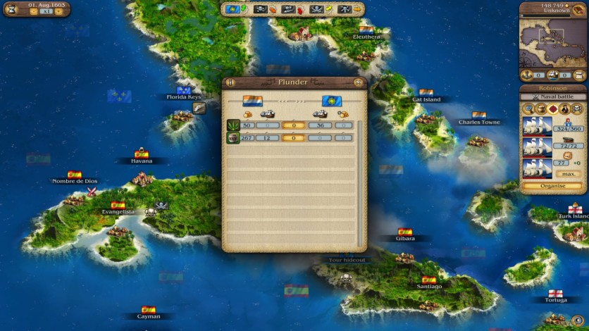 Screenshot 11 - Port Royale 3 Gold and Patrician IV Gold - Double Pack