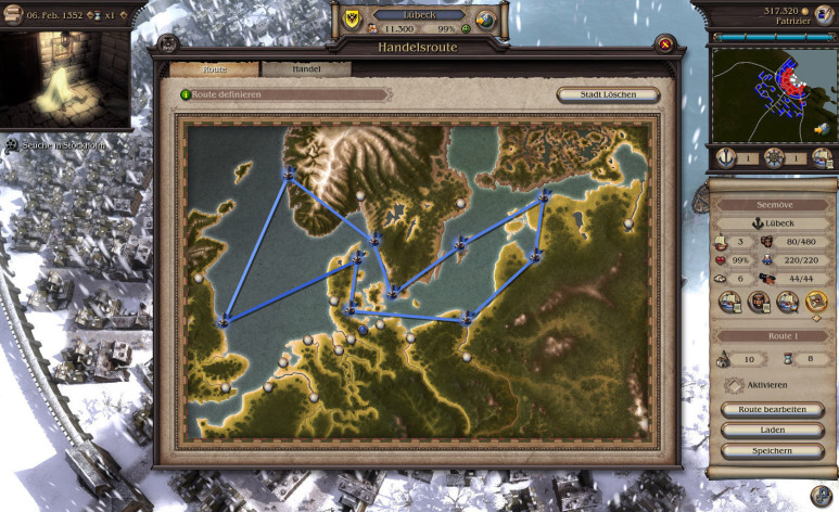 Screenshot 5 - Port Royale 3 Gold and Patrician IV Gold - Double Pack