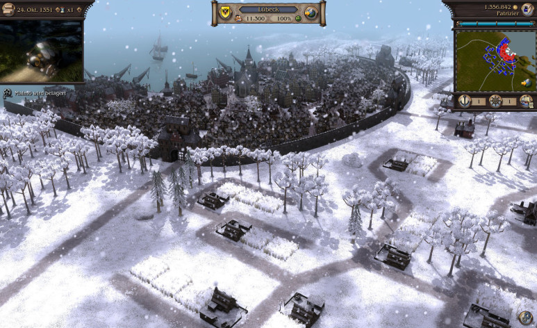 Screenshot 4 - Port Royale 3 Gold and Patrician IV Gold - Double Pack