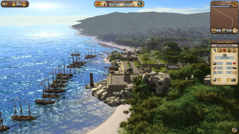 Screenshot 10 - Port Royale 3 Gold and Patrician IV Gold - Double Pack