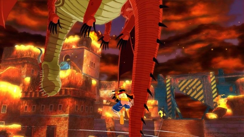 Screenshot 7 - One Piece: Unlimited World Red - Deluxe Edition