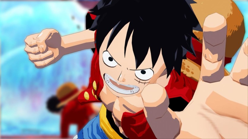 Screenshot 4 - One Piece: Unlimited World Red - Deluxe Edition