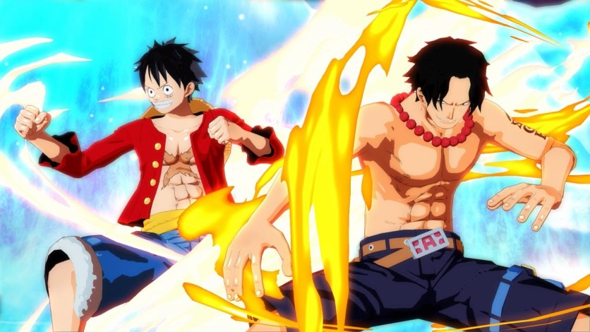 Screenshot 3 - One Piece: Unlimited World Red - Deluxe Edition