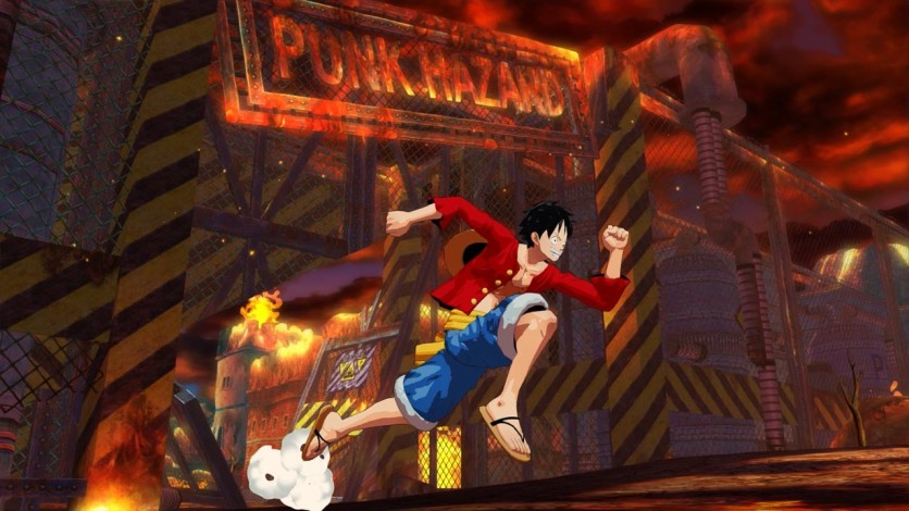 Screenshot 6 - One Piece: Unlimited World Red - Deluxe Edition