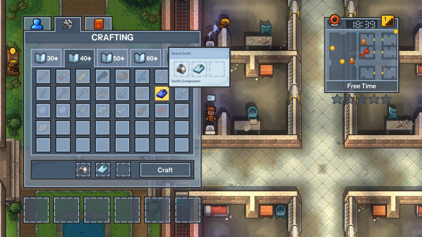 Screenshot 1 - The Escapists 2 - Season Pass