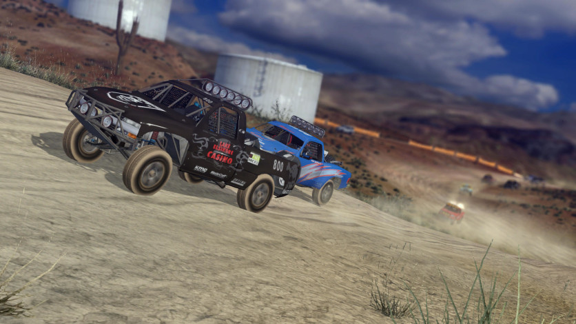 Screenshot 3 - BAJA: Edge of Control HD
