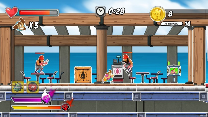 Screenshot 4 - Super ComboMan: Smash Edition