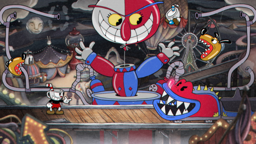 Screenshot 1 - Cuphead - Soundtrack