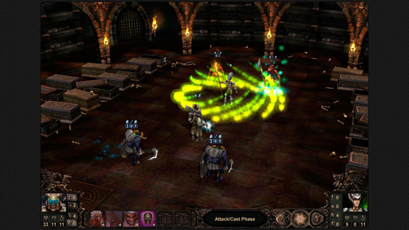 Screenshot 3 - Etherlords II