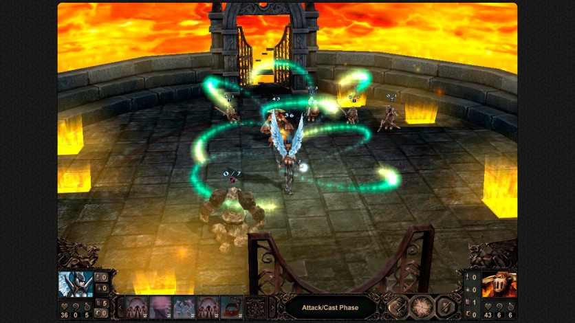 Screenshot 2 - Etherlords II