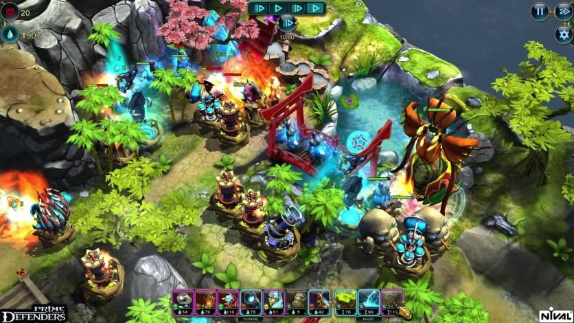 Screenshot 5 - Prime world: Defenders