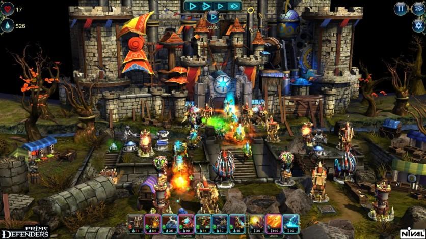Screenshot 1 - Prime world: Defenders