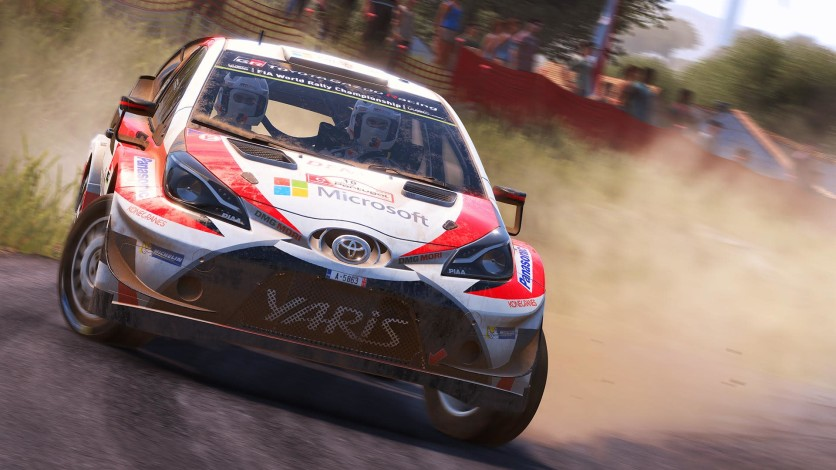 Screenshot 3 - WRC 7 FIA World Rally Championship