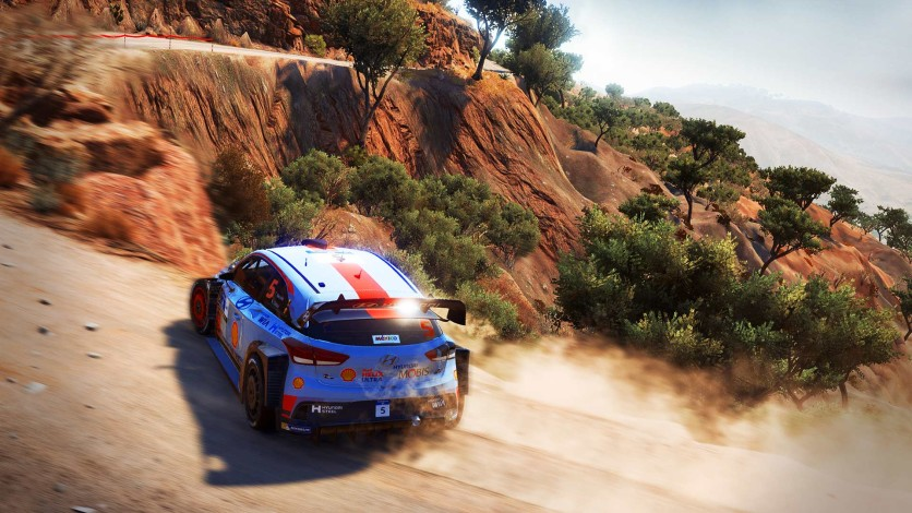 Screenshot 7 - WRC 7 FIA World Rally Championship
