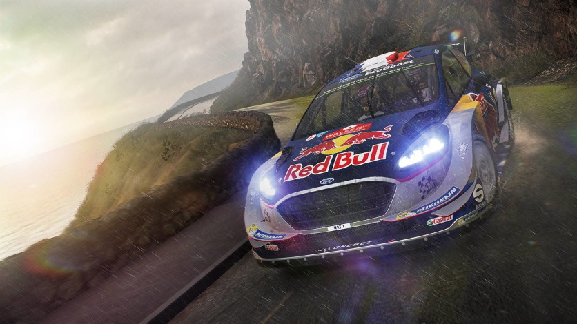 Screenshot 2 - WRC 7 FIA World Rally Championship