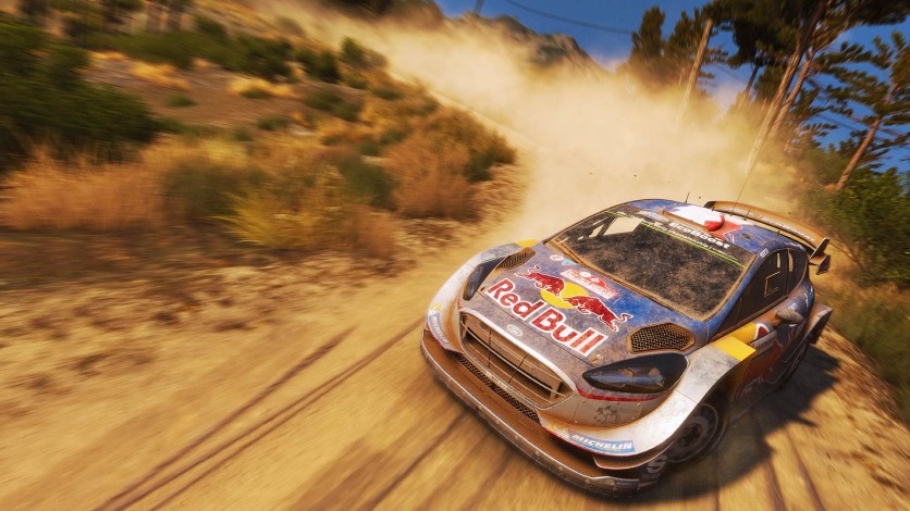 Screenshot 5 - WRC 7 FIA World Rally Championship