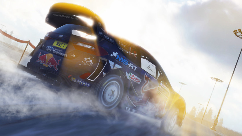 Screenshot 4 - WRC 7 FIA World Rally Championship