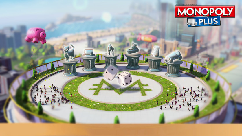 Screenshot 4 - MONOPOLY® PLUS