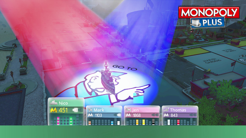 Screenshot 2 - MONOPOLY® PLUS