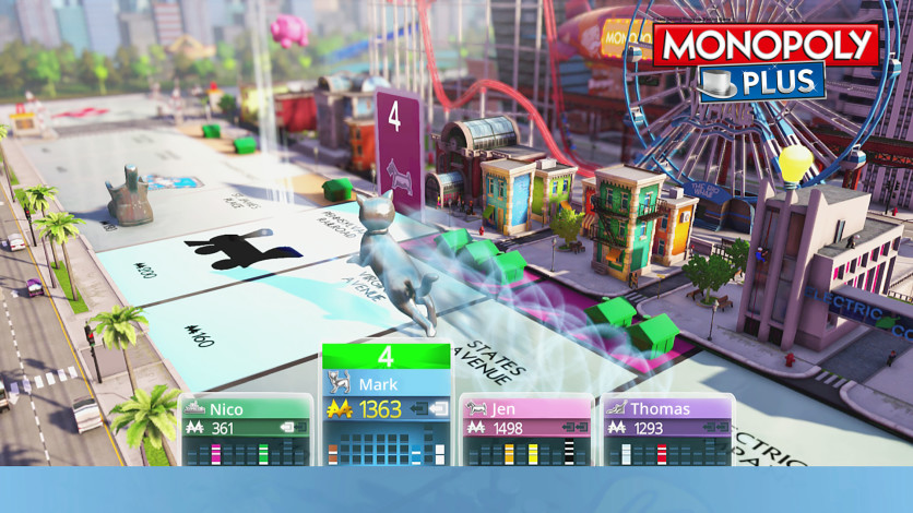 Screenshot 3 - MONOPOLY® PLUS