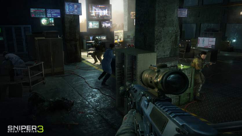 Screenshot 17 - Sniper Ghost Warrior 3 - The Sabotage