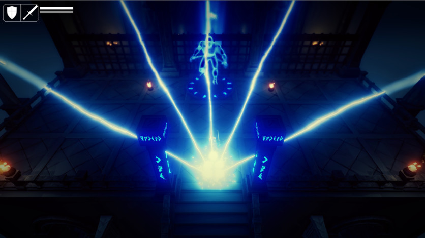 Screenshot 4 - Fall of Light