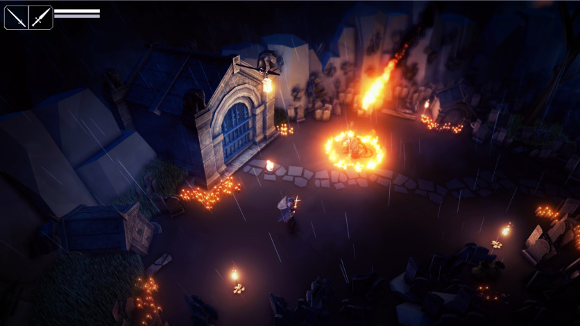 Screenshot 2 - Fall of Light
