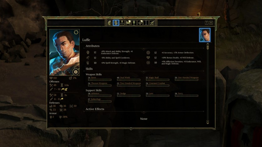 Screenshot 5 - Tyranny - Portrait Pack