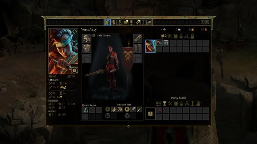 Screenshot 7 - Tyranny - Portrait Pack