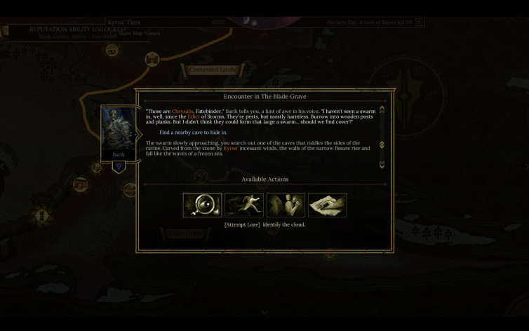 Screenshot 2 - Tyranny - Tales of the Tiers