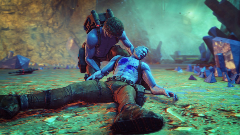 Screenshot 11 - Rogue Trooper Redux