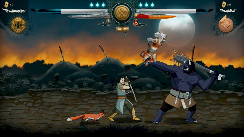 Screenshot 5 - Samurai Riot