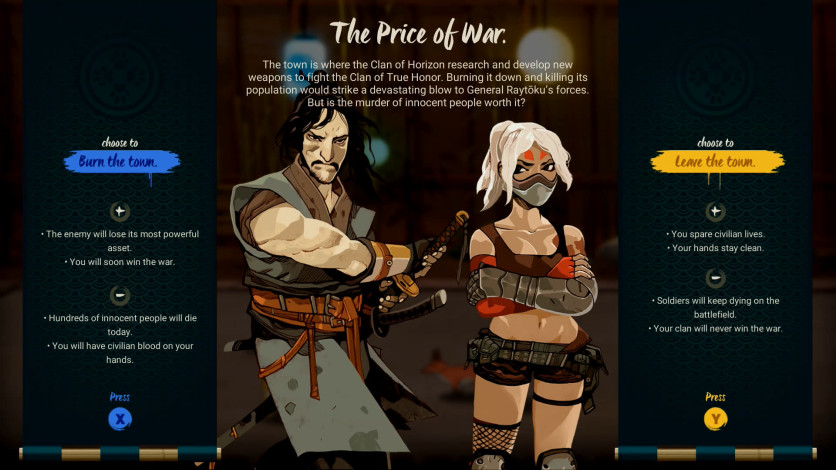 Screenshot 2 - Samurai Riot