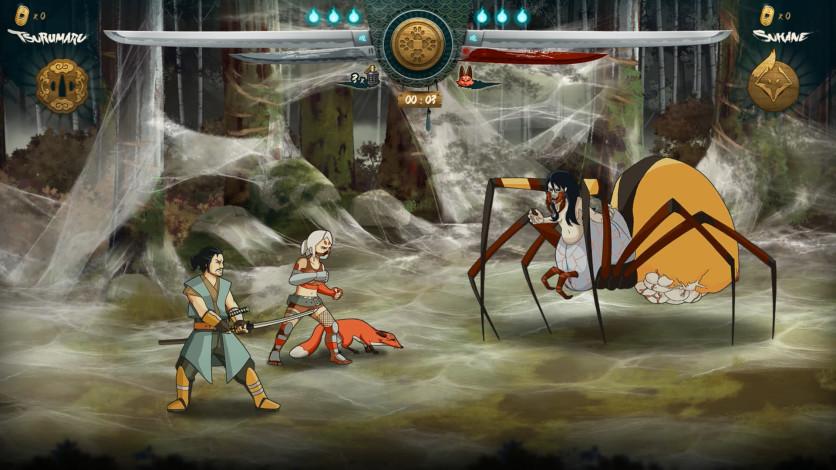 Screenshot 6 - Samurai Riot