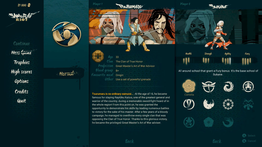 Screenshot 3 - Samurai Riot