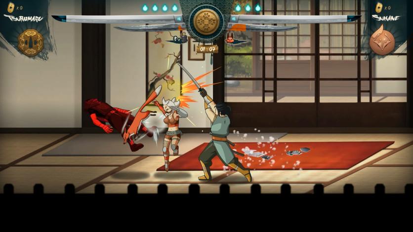 Screenshot 4 - Samurai Riot
