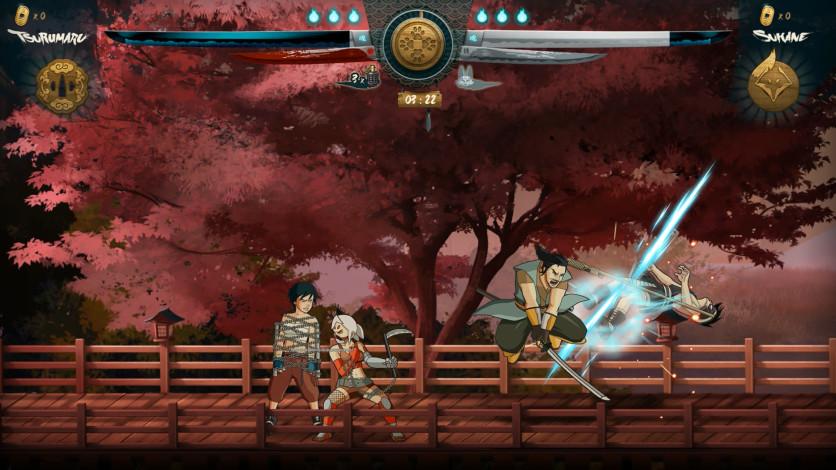 Screenshot 8 - Samurai Riot