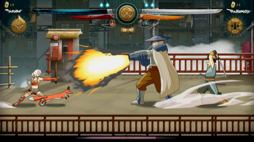 Screenshot 7 - Samurai Riot