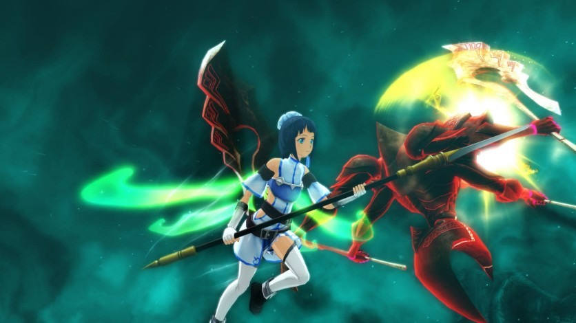 Screenshot 6 - Accel World VS. Sword Art Online Deluxe Edition