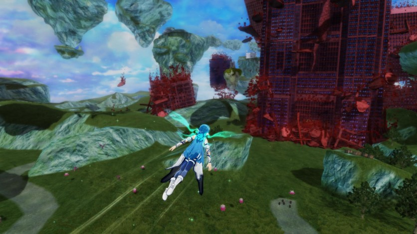 Screenshot 5 - Accel World VS. Sword Art Online Deluxe Edition