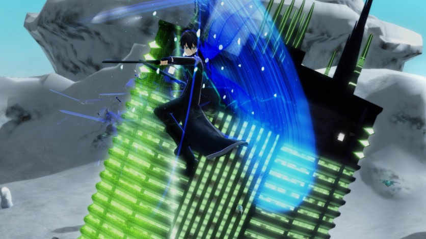 Screenshot 7 - Accel World VS. Sword Art Online Deluxe Edition