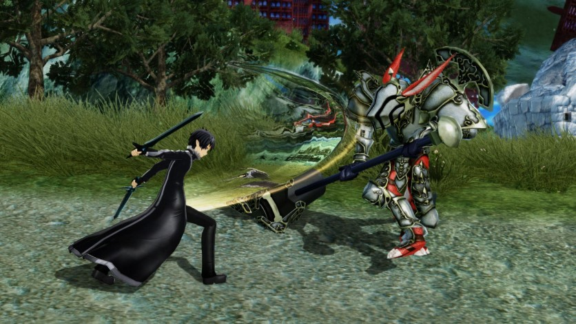 Screenshot 9 - Accel World VS. Sword Art Online Deluxe Edition