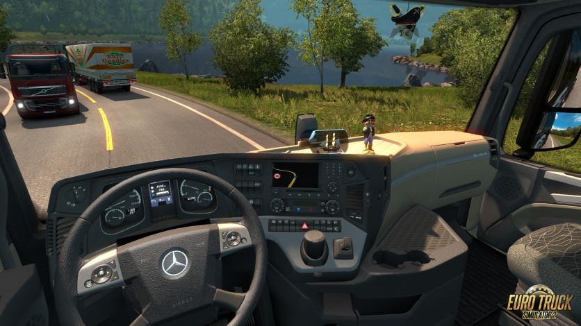 Screenshot 8 - Euro Truck Simulator 2 - Pirate Paint Jobs Pack