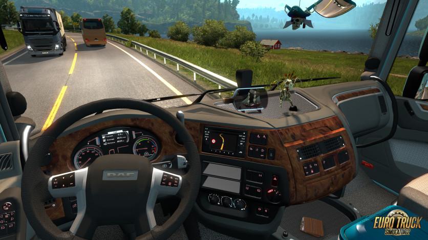 Screenshot 6 - Euro Truck Simulator 2 - Pirate Paint Jobs Pack