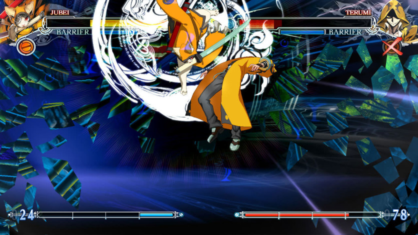 Screenshot 8 - BlazBlue Centralfiction - Additional Playable Character JUBEI