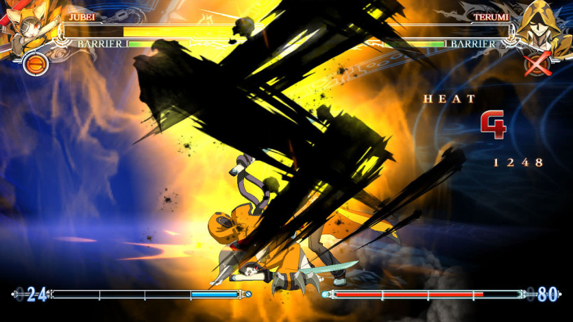 Screenshot 10 - BlazBlue Centralfiction - Additional Playable Character JUBEI